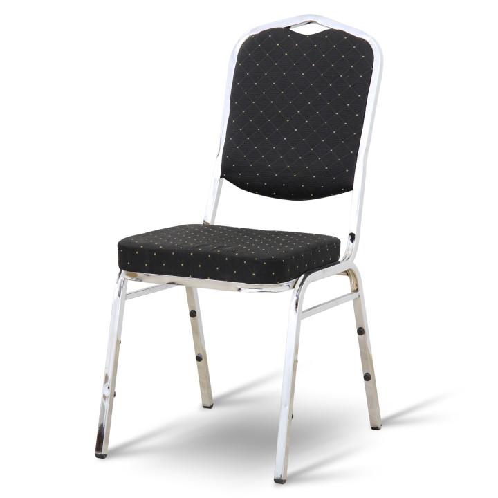 Konferenčná stolička - Tempo Kondela - Lejla New čierna